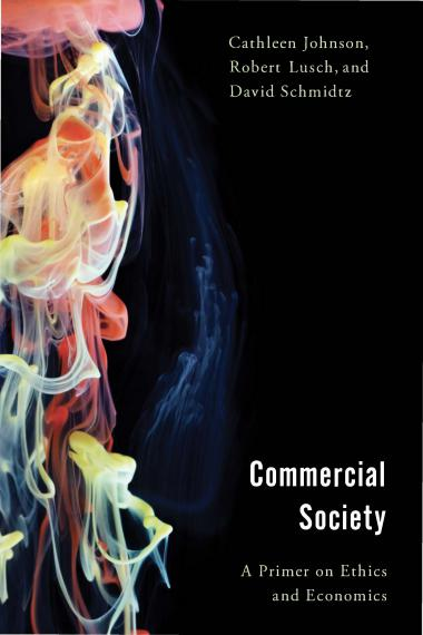 Commercial Society book cover