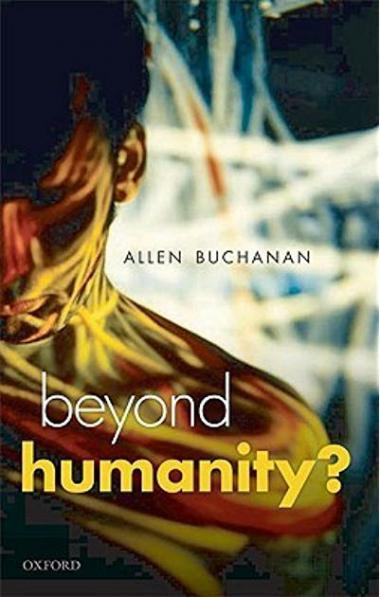 Beyond Humanity cover