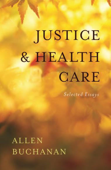 Justice and Health Care cover