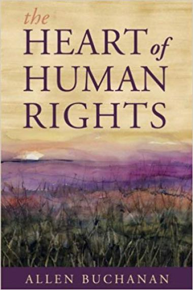 Heart of Human Rights cover